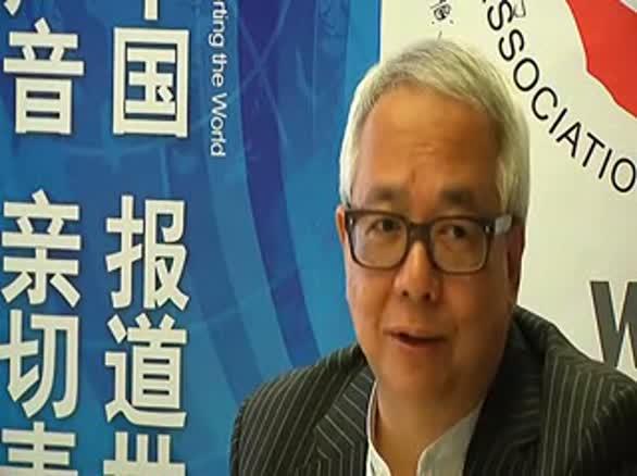 2013世界华人建筑设计大奖-评委访谈-唐玉恩