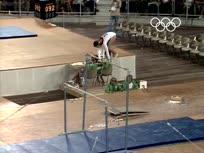 震撼!1972年慕尼黑奥运会俄国17岁体操运动员科布特