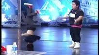 泰国达人秀上的炫舞小胖仔