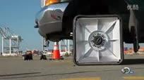其实正方形轮胎也是可以行驶的,你造吗
