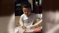 """2岁宝宝知道""""习大大""""和""""强哥""""(完整版)"""