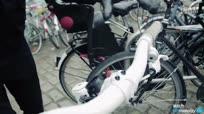 为你指引方向的智能自行车把手SmrtGrips