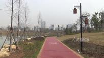 吉安古后河绿廊 此地风光半苏州
