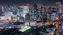 日本第二大城市大阪延时摄影,惊艳!