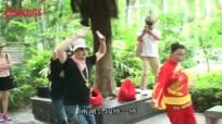 香港好声音?#22909;?#27468;知钦』神曲《南宁好地?#20581;?#22823;妈共跳广场舞