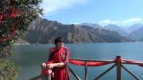 夏季来新疆欣赏天池