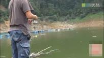 爱剪辑-池塘钓鱼