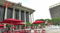 国外旅游:美国洛杉矶艺术馆 音乐厅