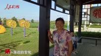 【晒·身边的变化】苏北农民居住三层楼别墅, 楼下种花养草  瓜果飘香满庭院