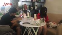 """""""扫猫""""点餐!杭州首家猫咪服务员咖啡馆,主子靠自己""""赚猫粮"""""""