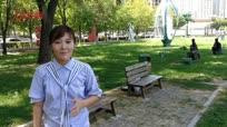 马拉松主持 中国传媒大学杨迪