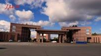 东北石油大学延时拍摄 带你领略校园美景