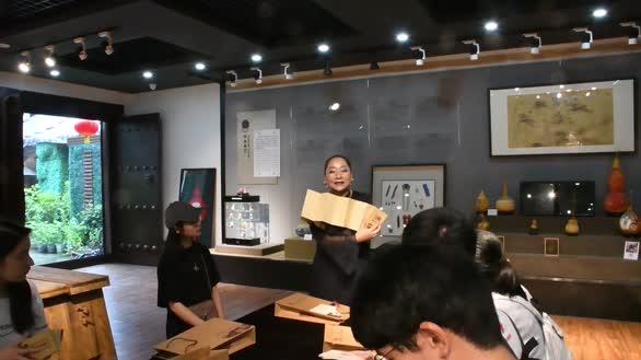 【壹路长安】Vlog03|西安市碑林区文化馆|碑林博物馆|推拿文化学习