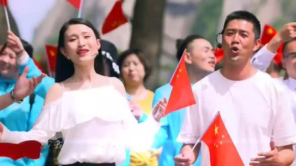 安徽黄山 我和我的祖国 快闪