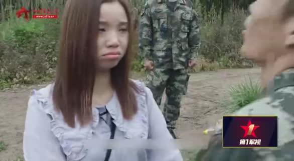 """【第一军视】6次截肢的 """"钢铁战士""""能爬30米绝壁 却挡不住妻子的眼泪"""
