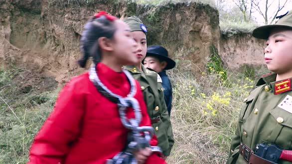 甘肃平凉少儿微电影《刘胡兰》