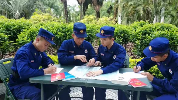 森林消防员与宪法的故事