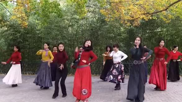 舞蹈《草原恋人》