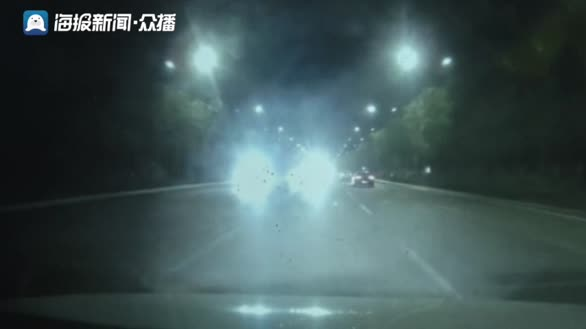 远光灯酿祸!济宁一男子驾车迎面撞死路人,下车一看竟是亲姐夫