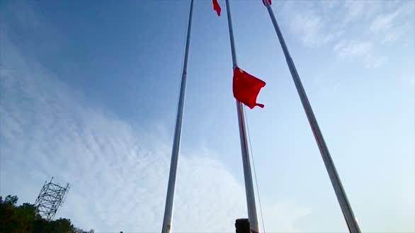 让幸福随国旗高高飘扬