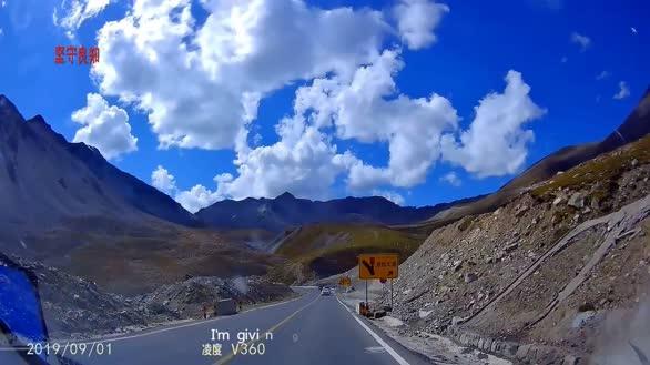 新疆自驾风景记录音乐片 独库公路第十一章 肖恩·沃德 值得所爱