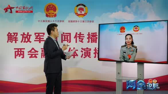 【两会论兵】全国人大代表王亚平:正在积极备战空间站任务