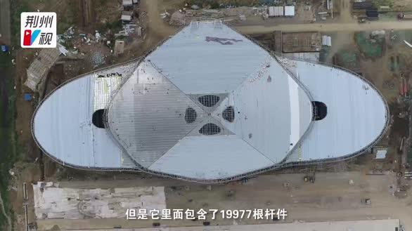 """""""凤凰""""展翅!高清航拍带你看荆州机场最新进展"""