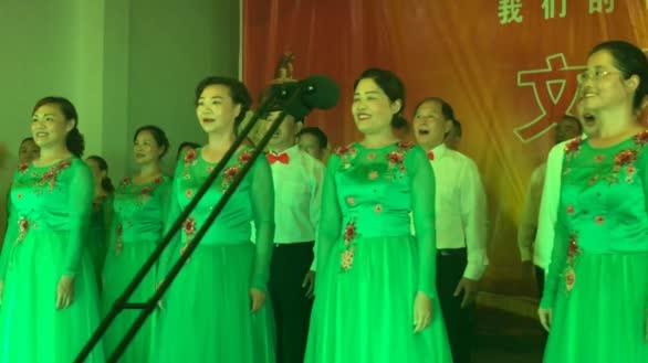 四川古蔺:庆祝中国共产党建党99周年文艺演出