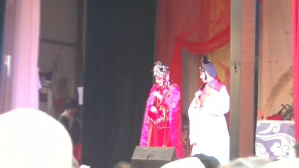 湖北黄石西塞山神舟会,端午节大型民俗活动,人山人海非常热闹