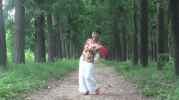 爱芒舞蹈:你像三月桃花开