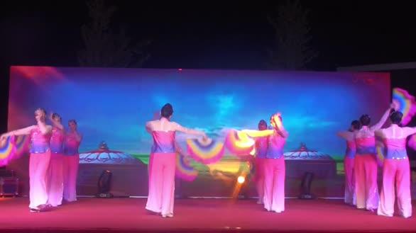 舞蹈:我们的中国梦 表演:耿莲梅 程建秋 等
