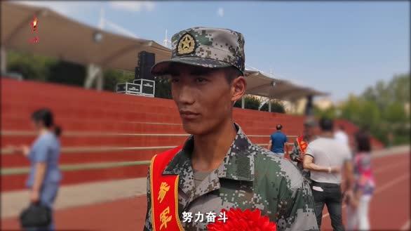 【第一军视】强军报国!28名少林小子光荣加入特战部队