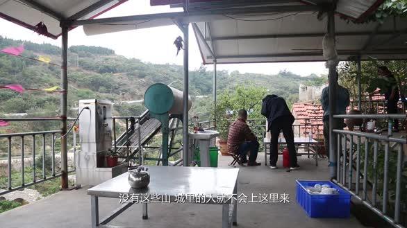 济南最高的小山村讨老婆只能附近找,如今村民做农家乐年入10万