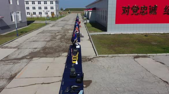 内蒙古大兴安岭森林消防支队装备体系建设成果展示