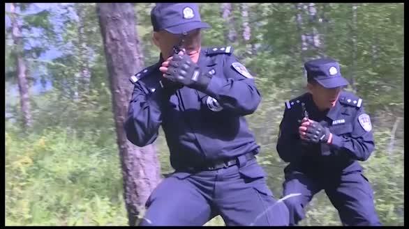 内蒙古大兴安岭森林公安局得耳布尔分局庆祝中国共产党百年华诞